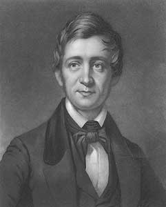 r.w emerson as an essayist Ralph waldo emerson, who was a lecturer, essayist, and poet, henry david  thoreau is his student, who was also a great essayist and critics.