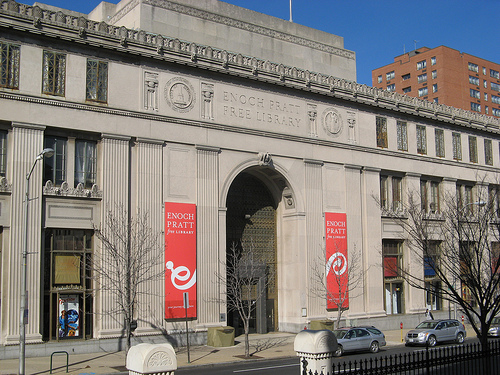Enoch Pratt Free Library, Baltimore, MD