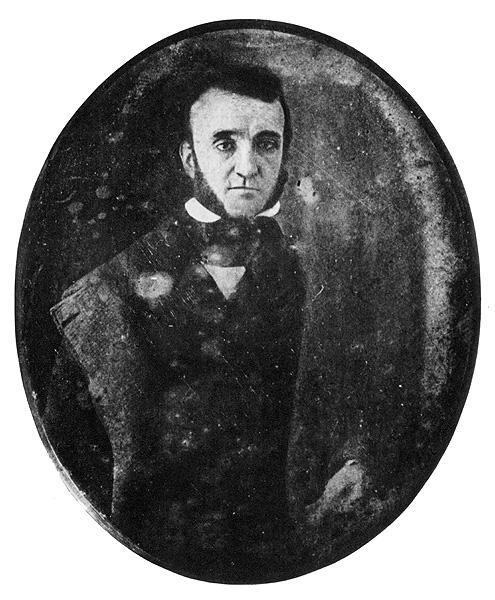 McKee Dagurreotype of Edgar Allan Poe