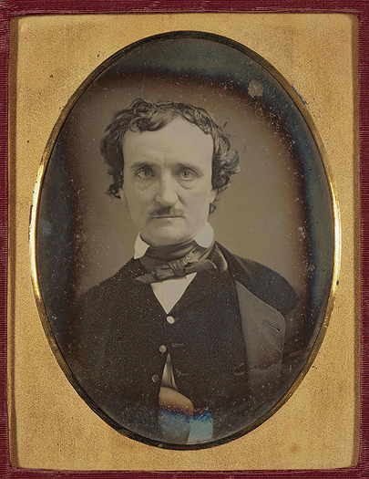 the genius of edgar allan poe Poe's extraordinary and tragic life and why youth, beauty, women, and death are always found in his haunting fiction and poetry 51 minutes.