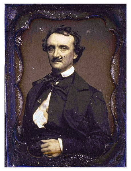 Thompson daguerreotype of Poe